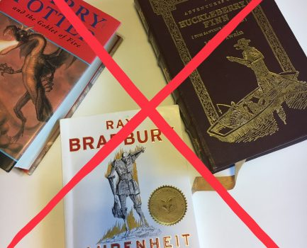 The Summer of Banned Books
